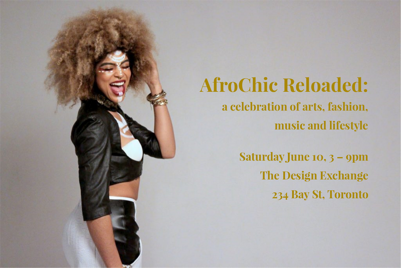 Join Us at AfroChic on June 10!