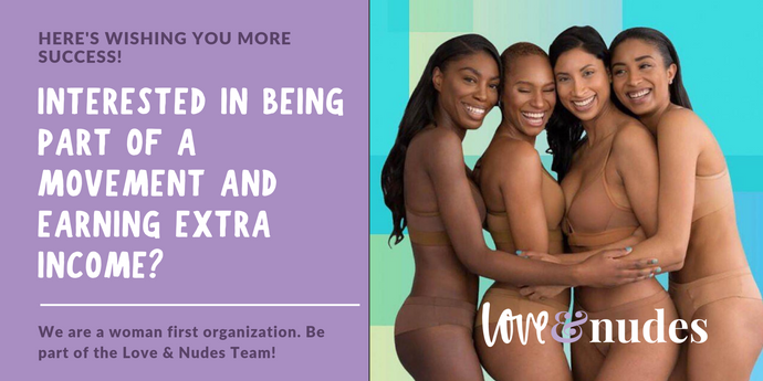 Love & Nudes Ambassadors Wanted