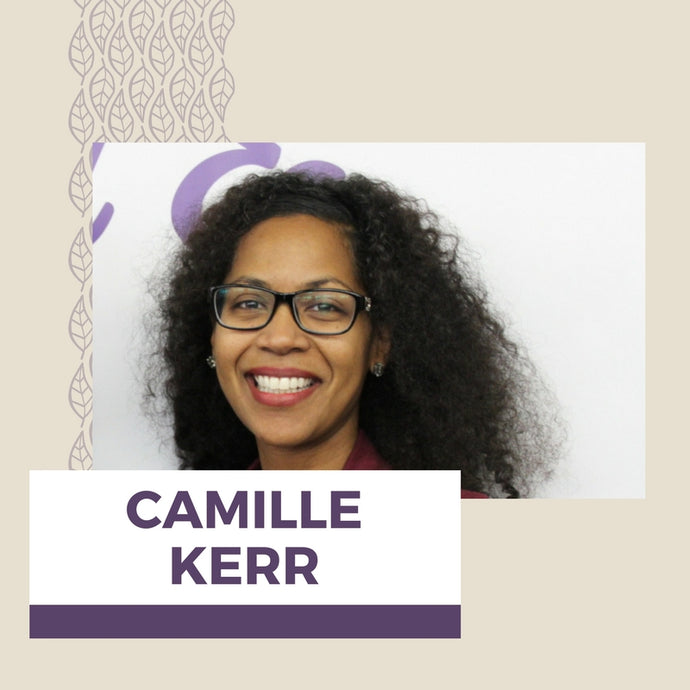 Own Your Tone Series: Camille Kerr