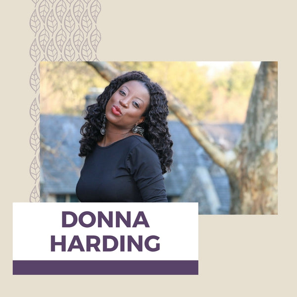Own Your Tone Series: Donna Harding