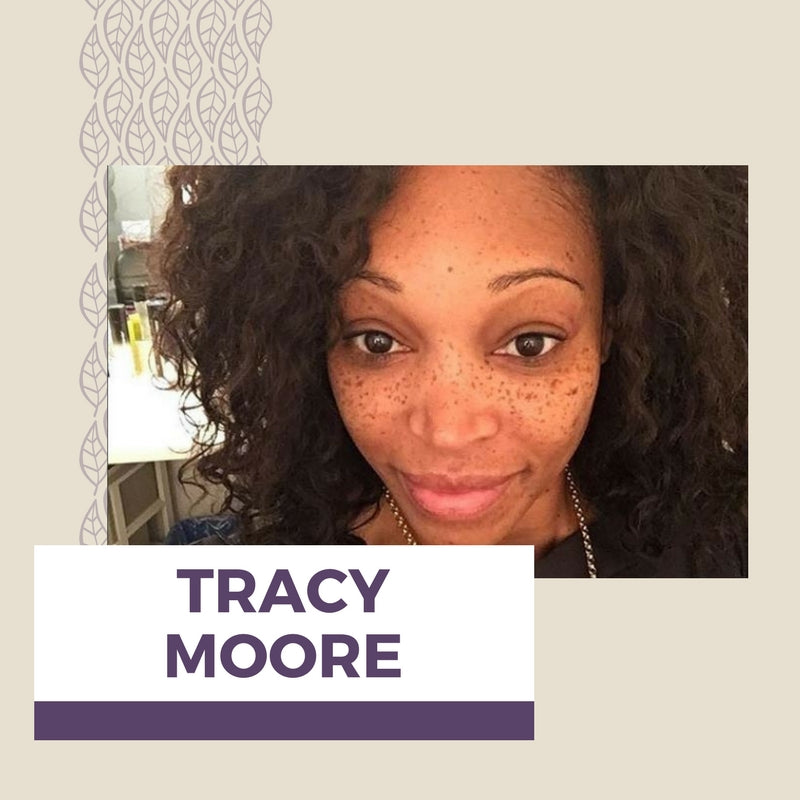 Own Your Tone Series: Tracy Moore