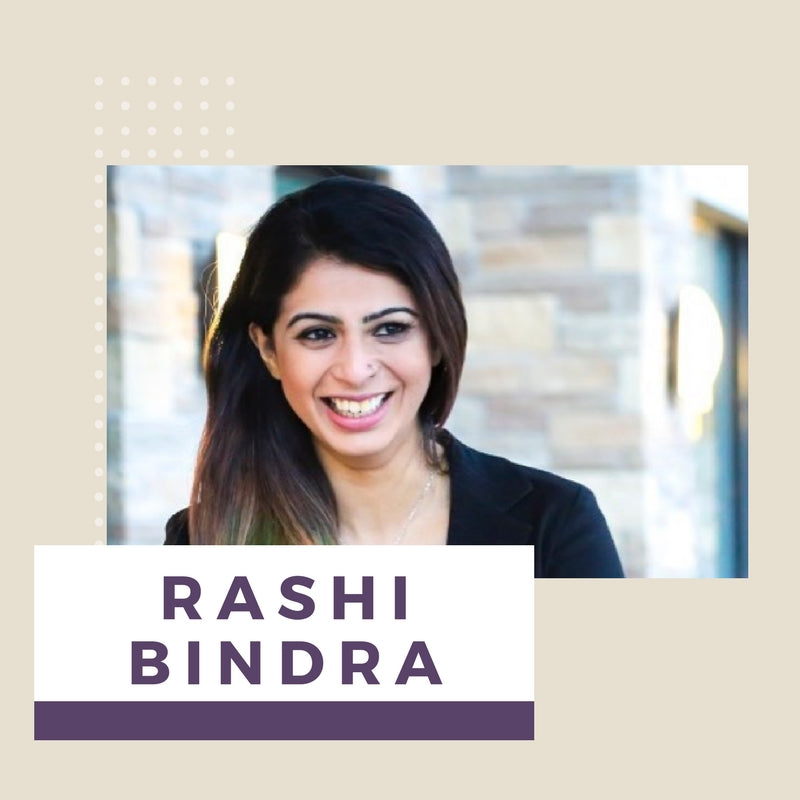 Own Your Tone Series: Rashi Bindra