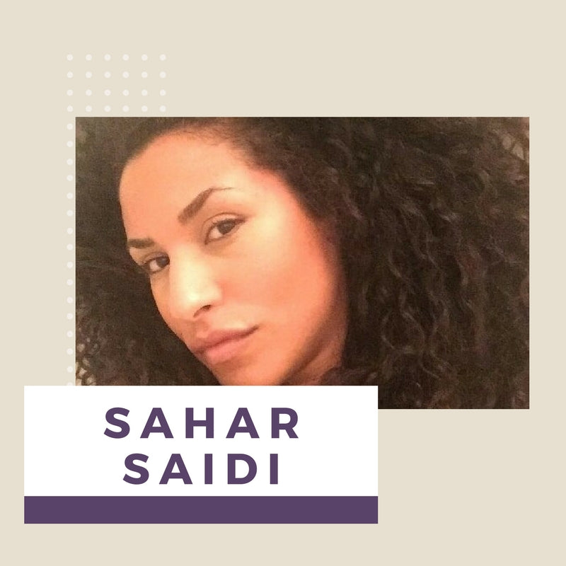 Own Your Tone Series: Sahar Saidi