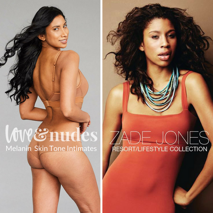 Love & Nudes | Zade Jones Studio Trunk Show July 20, 2017