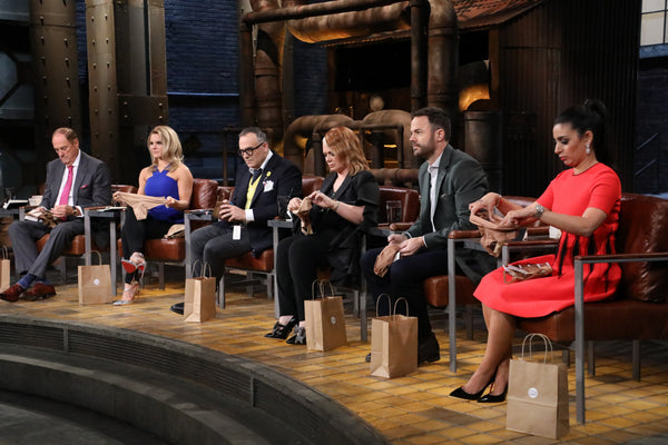 Love and Nudes on Dragons Den