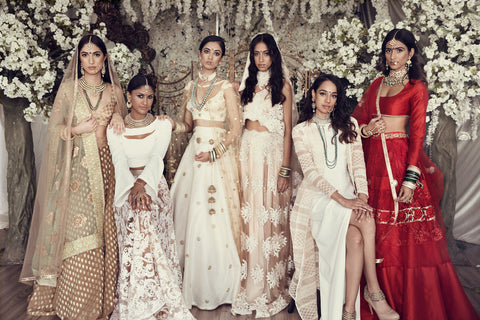 Beautiful Designs from Mani Jassal