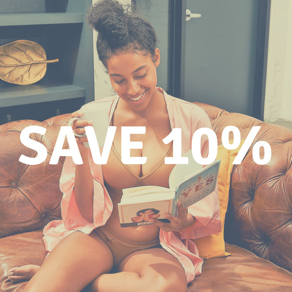 Save 10% off Your First Love & Nudes Purchase