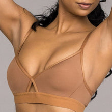 Amanda Ultimate Wire-Free Bra - Knockout Nutmeg