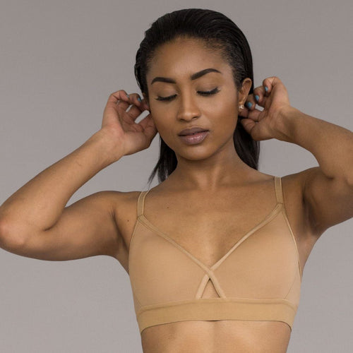 Amanda Ultimate Wire-Free Bra - Honey Love