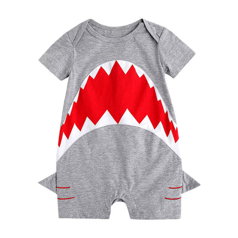 The Cutest Little Baby Jaws Infant Romper - The Cutest Little Things