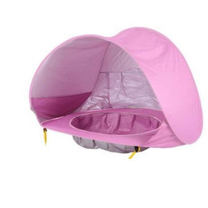 UV- Protecting Baby Beach Tent