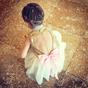 Princess Flower Girl - The Cutest Little Things