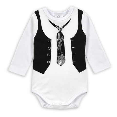 The Most Dapper Baby Romper The Cutest Little Things