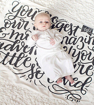 Newborn Baby Boy Girl Infant Swaddle Swaddling Cotton Blanket Sleeping Bag 0-24M Baby Kids Bedding Blanket Swaddling - The Cutest Little Things