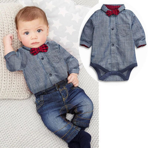 Most Handsome Baby Set - The Cutest Little Things