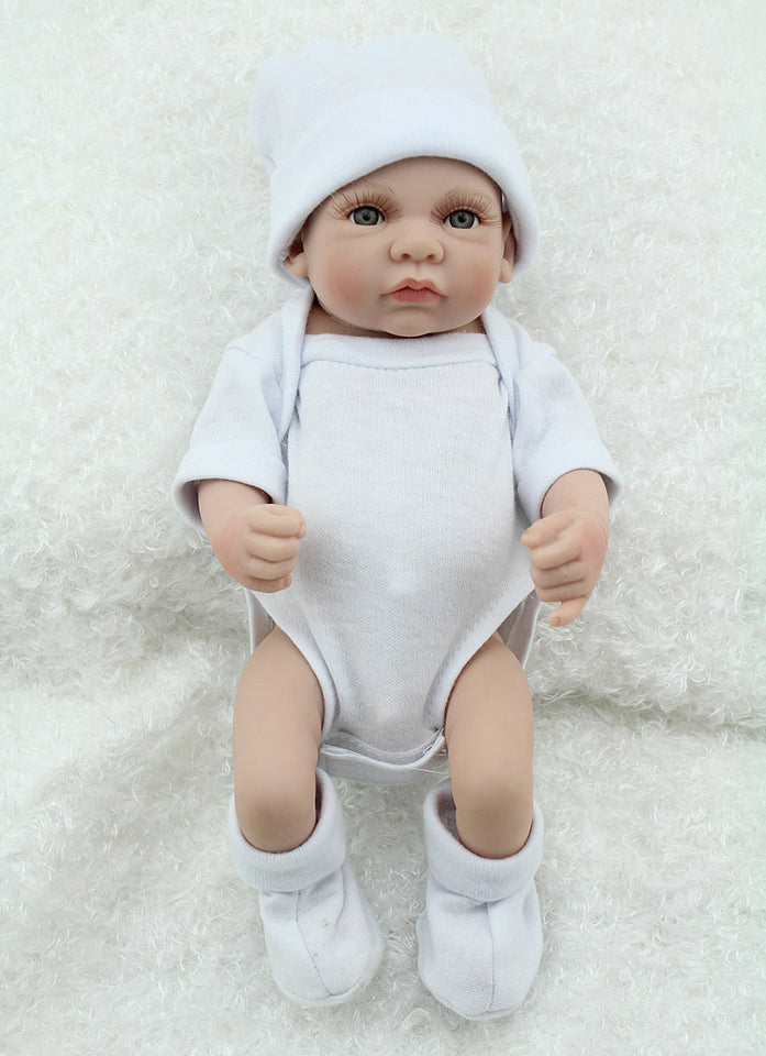 The Cutest Baby Boy Companion Doll - The Cutest Little Things