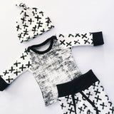 Geometric Streetwear - The Cutest Little Things