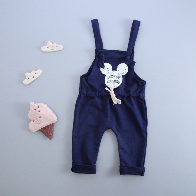 Mickey Playsuit Overalls - The Cutest Little Things