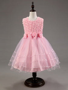 Beautiful Brittany Toddler Ball Gown - The Cutest Little Things
