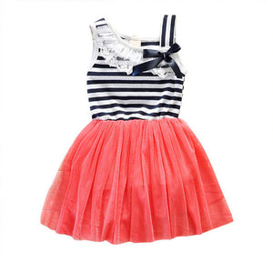 Sailor Ballerina Dress - The Cutest Little Things
