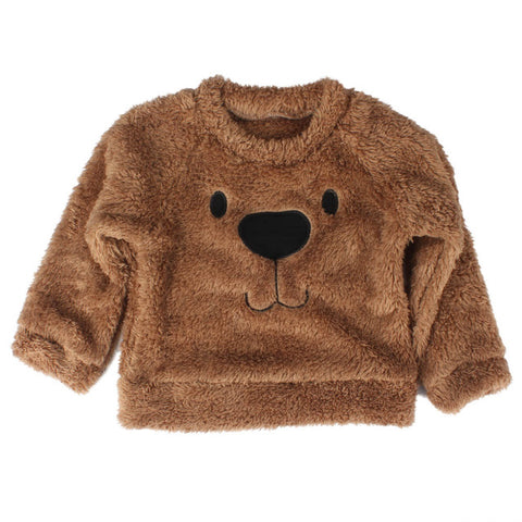 Winter Bear Sweatshirt - The Cutest Little Things