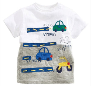 Simply A Boy's Tee - The Cutest Little Things