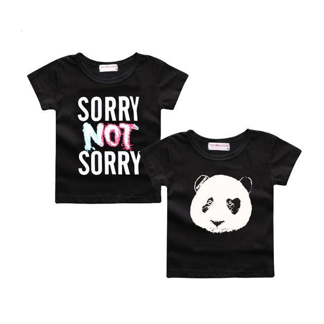 For You & Me Animal Tees - The Cutest Little Things