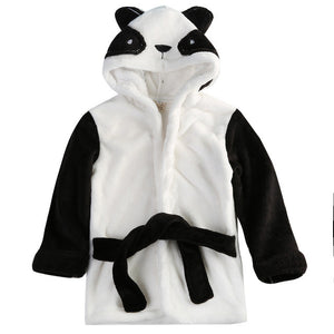 Jazzy Animal Robe - The Cutest Little Things