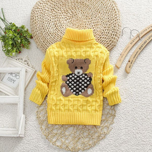 Chilly Bear Sweater - The Cutest Little Things