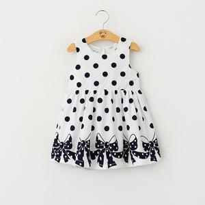 The Cutest Little Bow Dress - The Cutest Little Things