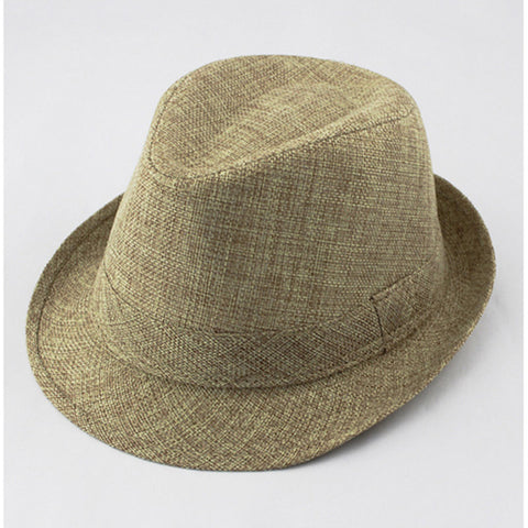 A Gentlemen's Fedora - The Cutest Little Things