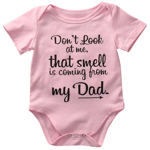 Funny Baby Onesie - The Cutest Little Things