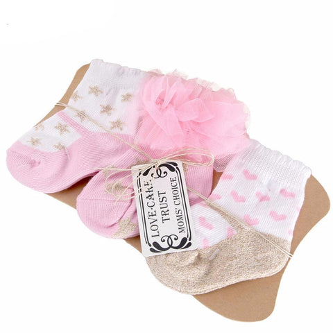 Sweetheart Sock Surprise - The Cutest Little Things