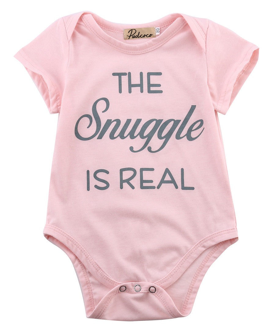 Snuggle Up Baby Onesie - The Cutest Little Things