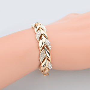 The Braided Bangle - The Cutest Little Things