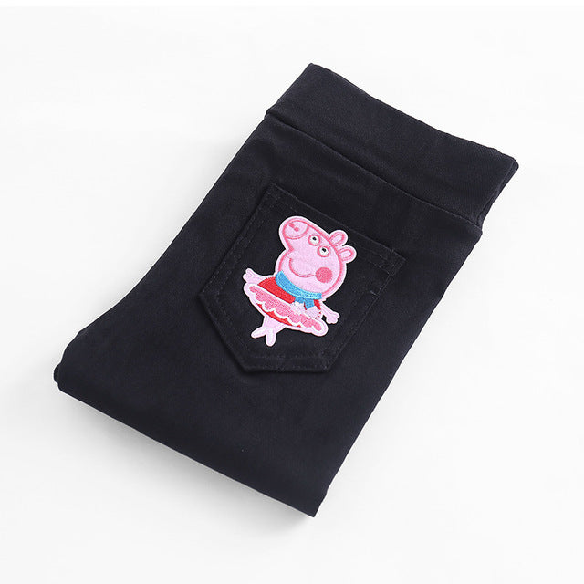 Peppa Pig Design Pants - The Cutest Little Things