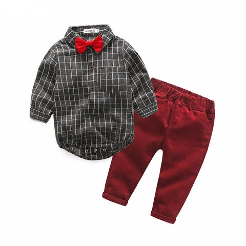 Infant Gentleman Set - The Cutest Little Things