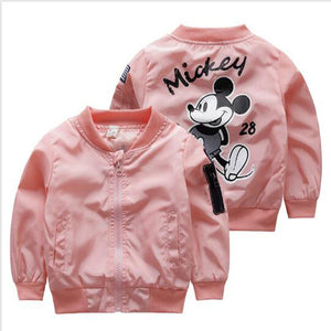 The Cutest Little Mickey Bomber Jacket - The Cutest Little Things