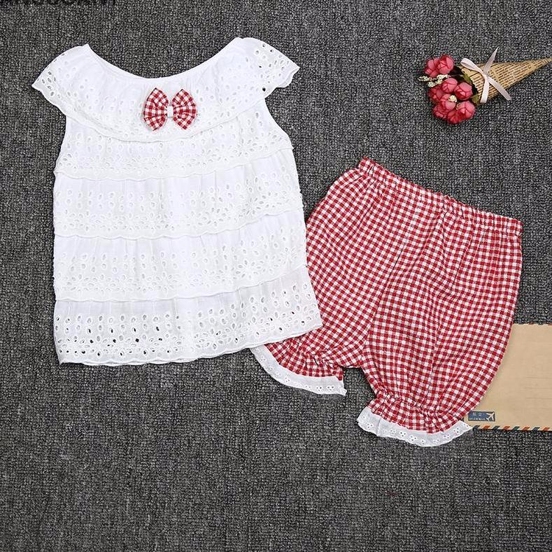 Checkered Sweetie Set - The Cutest Little Things