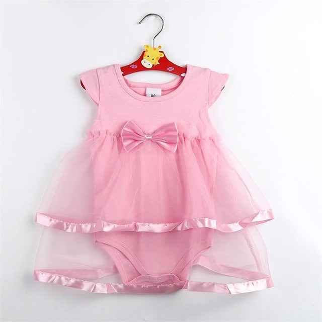 Lacey Baby Dress - The Cutest Little Things