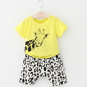 The Cutest Little Giraffe Set - The Cutest Little Things