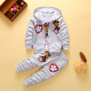 Paw Patrol Track Suit Sets - The Cutest Little Things