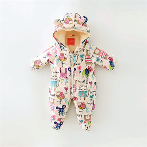 The Cutest Baby Snowsuit Onesie - The Cutest Little Things
