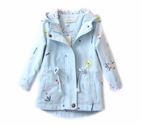 The Cutest Little Hooded Jacket - The Cutest Little Things