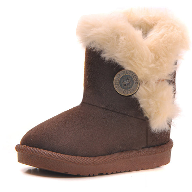 The Cutest Little Buckle Bootie - The Cutest Little Things