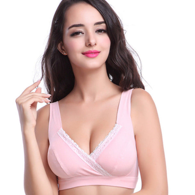 Her Favorite Nursing Bra - The Cutest Little Things
