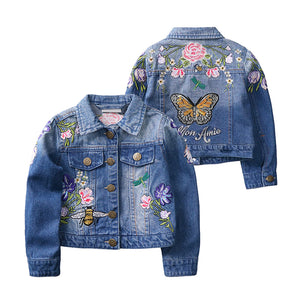 The Cutest Little Girls Jean Jacket - The Cutest Little Things