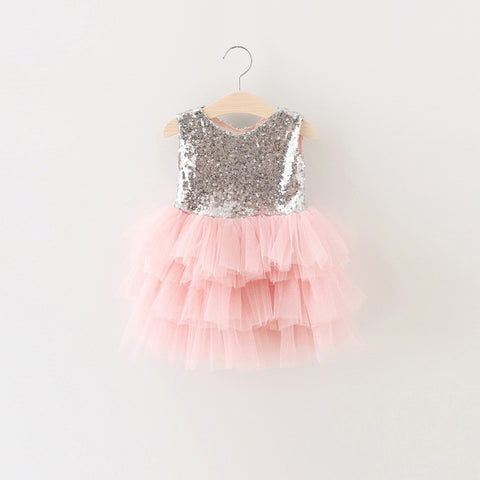 Bow Back Tutu Dress - The Cutest Little Things