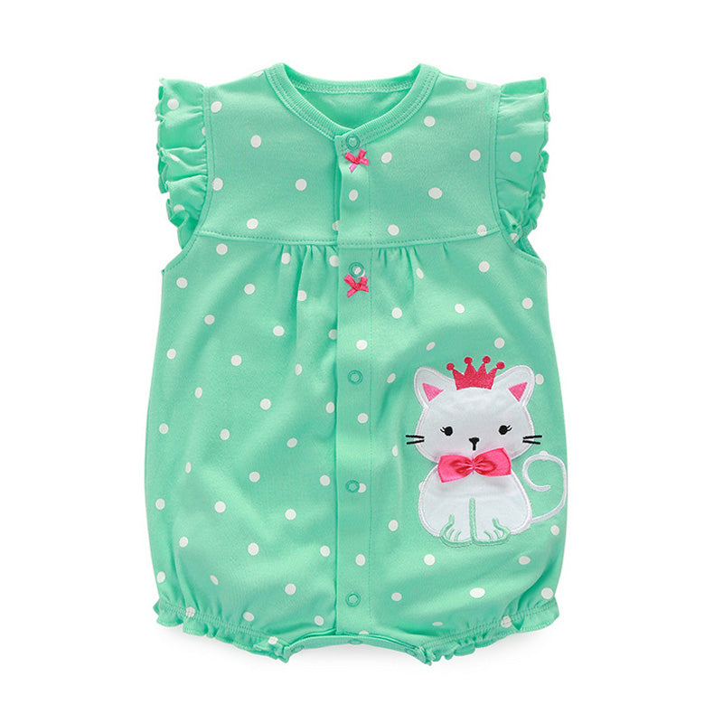 The Cutest Babygirl Jumpsuits - The Cutest Little Things