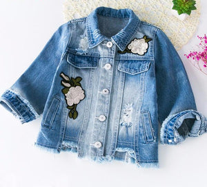 The Cutest Little Fall Time Jacket - The Cutest Little Things